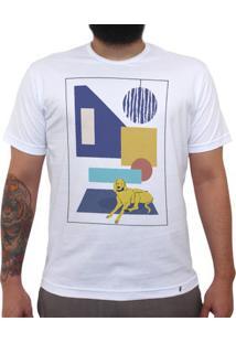 Habitacíon - Camiseta Clássica Masculina