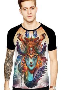 Camiseta Stompy Tattoo Rock Collection 179 Preto