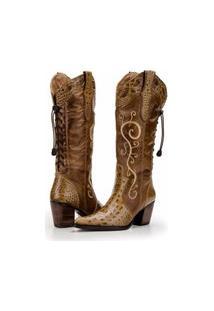 Bota Country Capelli Boots Bordada