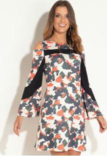 2308d0b5e Vestido Laranja Quintess feminino | Shoelover