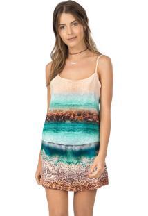 Vestido Live Breeze Seaside Estampado P