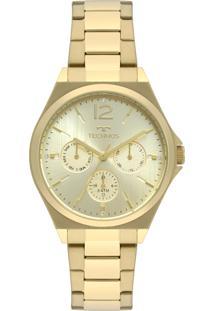 Relógio Technos Trend Dourado 6P29Akc4X