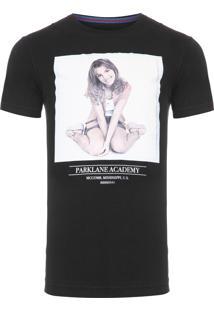 Camiseta Masculina School Life - Preto