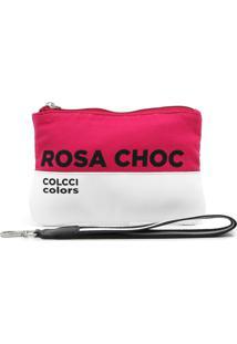 Nécessaire Colcci Color Rosa