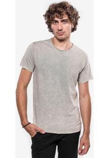 Camiseta Hermoso Compadre Musgo Estonado - Masculino-Verde