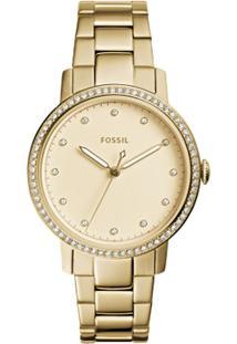 7f1b025dbcf ... Relógio Fossil Feminino Neely - Es4289 4Dn Es4289 4Dn - Feminino-Dourado