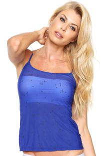 Camisete New Chic Azul