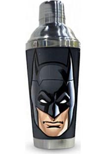 Coqueteleira Em Inox - 500 Ml - Dc Comics - Batman - Urban