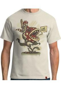 Camiseta Mario Raccoon - Masculina