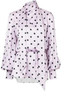 Layeur Blusa Estampada - Rosa