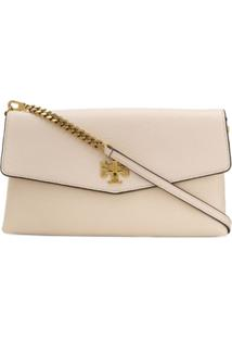 Tory Burch Clutch Kira - Neutro