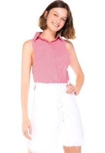 Camisa Vichy Xadrez