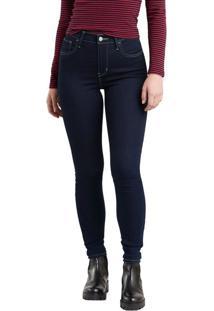 Calça Jeans Levis 720 High Rise Super Skinny - 25X32