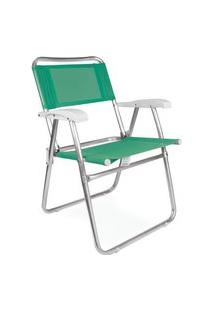 Cadeira Master Aluminio Fashion Sortido