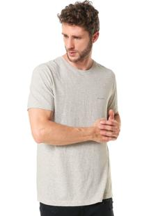 Camiseta Richards Silkada Volodrome Cinza