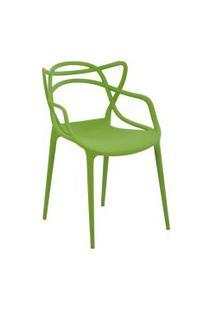 Cadeira Allegra Verde Rivatti
