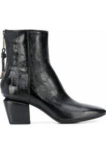Officine Creative Ankle Boot Vicience - Preto