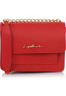 Bolsa Pequena Vermelha