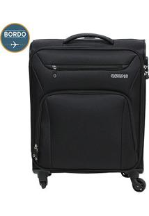 Mala De Viagem American Tourister By Samsonite South Beach Pequena - Masculino-Preto