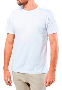 Camiseta Masculina Algodão Sandro Clothing Andrew Branca