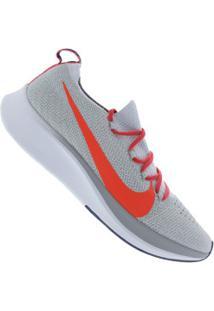 Tênis Nike Zoom Fly Fk - Masculino - Cinza Claro