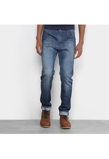 Calça Jeans Skinny Colcci Felipe Stone Masculina - Masculino-Jeans