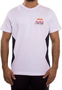 Camiseta New Era Red Bull Racing Sc Core Recorte Tam: Gg