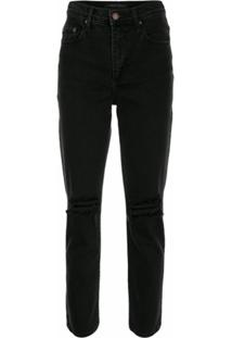 Nobody Denim Calça Jeans Slim Kennedy - Preto