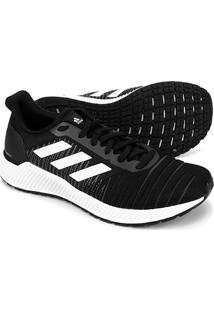 Tênis Adidas Solar Rise Feminino - Feminino-Preto+Off White
