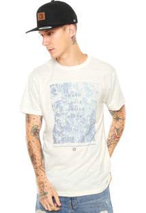 Camiseta Hang Loose Topview Bege