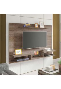 Painel Para Tv 47 Polegadas Essence Canela 180 Cm