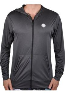 Jaqueta Lycra Rip Curl Search Hooded Masculina - Masculino