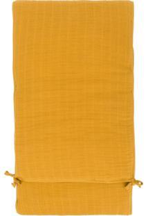 Moumout Cobertor 'Round' - Amarelo