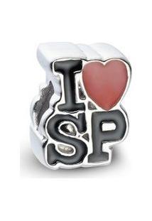 Pingente Life I Love Sp