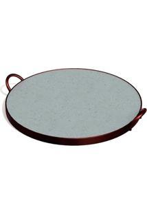 Assadeira De Pedra Sabão 33 Cm 10399028 Tramontina