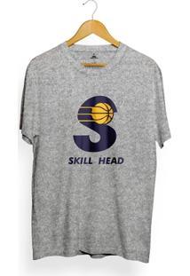 Camiseta Skill Head Indiana - Masculino