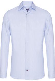 Camisa Masculina Jak - Azul Claro