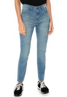 6b2881fc9 ... Calça Jeans Ellus 2Nd Floor Slim Gisele Azul