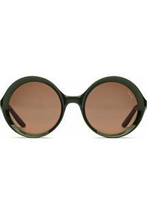 Óculos Feminino Carolina - Militar