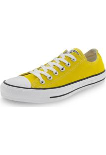 Tênis Chuck Taylor Converse All Star - Ct042000 Amarelo 33