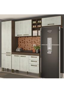 Cozinha Modulada Viena A1395 - Casamia Elare