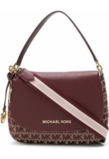 Michael Michael Kors Bolsa Shoulder Bedford - Vermelho