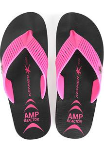 Chinelo Kenner Trop Amp Reactor Highlight - Masculino