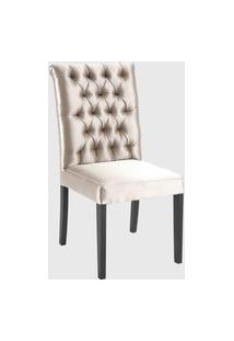 Cadeira Eli 1099 Com Capitone Perola Daf