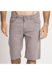 Bermuda Mormaii Sarja Comfort Masculina - Masculino