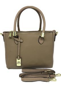 Bolsa Casual Importada Sys Fashion 8538 Caqui