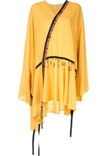 Giacobino Túnica Casual - Amarelo