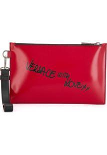 Versace - Vermelho