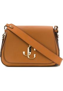Jimmy Choo Varenne/Xb Shoulder Bag - Marrom