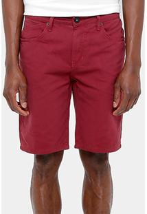 Bermuda Sarja Triton Color Five Pockets Masculina - Masculino